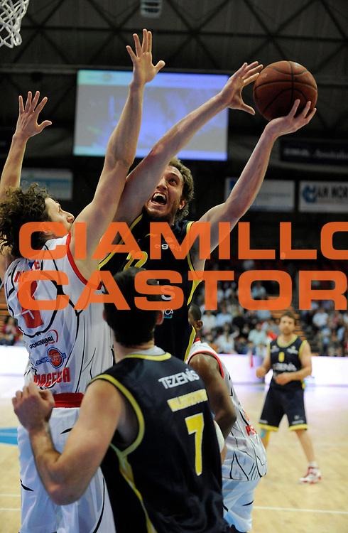 DESCRIZIONE : Bologna Lega Basket A2 2011-12 Morpho Basket Piacenza Tezenis Verona<br /> GIOCATORE : Andrea Renzi<br /> CATEGORIA : Tiro<br /> SQUADRA : Tezenis Verona<br /> EVENTO : Campionato Lega A2 2011-2012<br /> GARA : Morpho Basket Piacenza Tezenis Verona<br /> DATA : 05/05/2012<br /> SPORT : Pallacanestro<br /> AUTORE : Agenzia Ciamillo-Castoria/A.Giberti<br /> Galleria : Lega Basket A2 2011-2012 <br /> Fotonotizia : Bologna Lega Basket A2 2011-12 Morpho Basket Piacenza Tezenis Verona<br /> Predefinita :