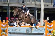 Anthony Delage - Jaleo van het Heuvelland<br /> FEI World Breeding Jumping Championships for Young Horses 2016<br /> © DigiShots