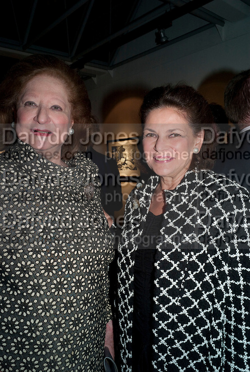 Princess Alexandra Romanoff; Eugenie Radiziwill;  , Benno Graziani: Memories Of Summer, Hamiltons Gallery. London. 16 September 2009.