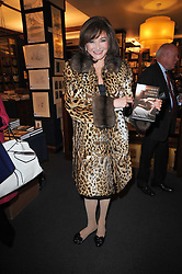 DORIT MOUSSAIEFF wife of the President of Iceland at a party to celebrate the publication of Maryam Sach's novel 'Without Saying Goodbye' held at Sotheran's Bookshop, 2 Sackville Street, London on 10th November 2009.