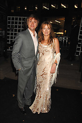 RICHARD HAMMOND and his wife AMANDA at the Berkeley Square End of Summer Ball in aid of the Prince's Trust held in Berkeley Square, London on 27th September 2007.<br /><br />NON EXCLUSIVE - WORLD RIGHTS
