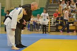 Sandrine Aurieres-Martinet, -52kg, 2016 Visually Impaired Judo Grandprix, British Judo, Birmingham, England