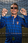 LAND O' LAKES, FLORIDA - OCTOBER 26, 2015:  Steve Barningham, is the scout who convinced the New York Mets to draft Daniel Murphy. (Photo by Melissa Lyttle/Getty Images Assignment for Inc. Magazine)