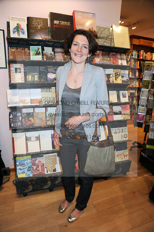 THOMASINA MIERS at a party to celebrate the publication of Charlotte Eagar's book'The Girl in the Film'held at the Daunt Bookshop, Holland Park Avenue, London on 10th July 2008.NON EXCLUSIVE - WORLD RIGHTS