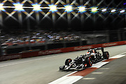 September 18-21, 2014 : Singapore Formula One Grand Prix - Adrian Sutil (GER), Sauber-Ferrari