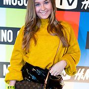 NLD/Amsterdam/20181105 - Lancering De Moschino TV x H&M-collectie, Sophie van der Steen