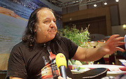 Berlin, Germany - 18 October 2012<br /> Porn star Ron Jeremy promoting his 'Ron Jeremy' brand of rum at the Venus Berlin 2012 adult industry exhibition in Berlin, Germany. Ron Jeremy, born Ronald Jeremy Hyatt, has been an American pornographic actor since 1979. He faces sexual assault allegations which he strenuously denies. There is no suggestion that any of the people in these pictures have made any such allegations.<br /> www.newspics.com/#!/contact<br /> (photo by: EQUINOXFEATURES.COM)<br /> Picture Data:<br /> Photographer: Equinox Features<br /> Copyright: &copy;2012 Equinox Licensing Ltd. +448700 780000<br /> Contact: Equinox Features<br /> Date Taken: 20121018<br /> Time Taken: 12150315
