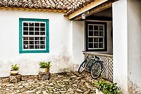 Museu Etnográfico Casa dos Açores. Biguaçu, Santa Catarina, Brasil. / Casa dos Acores Ethnographic Museum. Biguacu, Santa Catarina, Brazil.