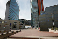 Tech Gate Vienna und Andromeda Tower, Wien.Architektur: Holzbauer und Partner