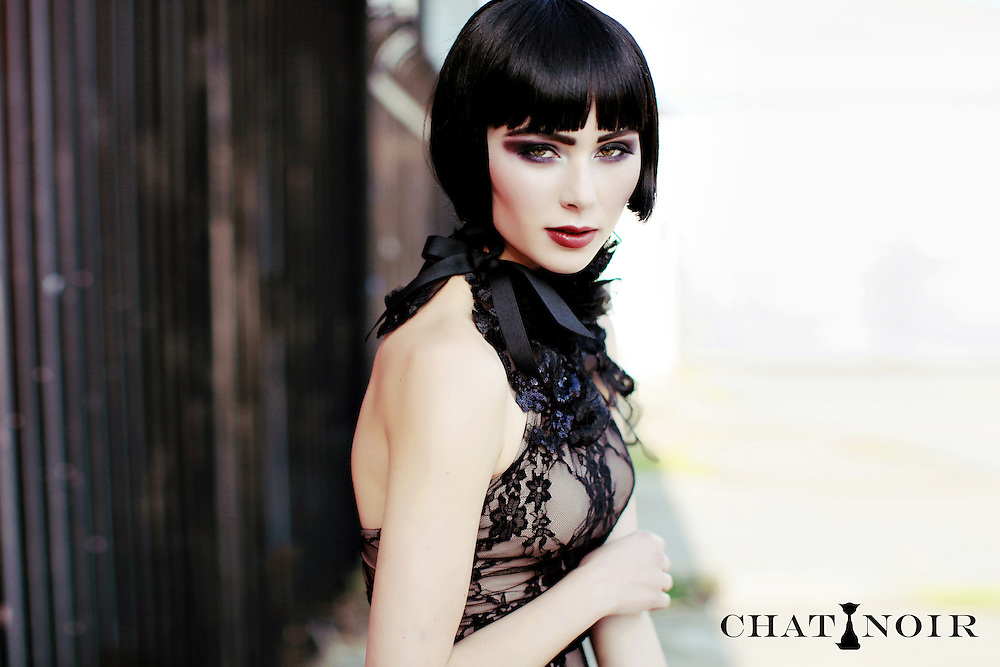 CHATNOIR fall 2012 campaign.