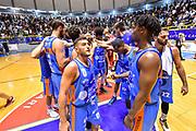 Team Banco di Sardegna Dinamo Sassari<br /> Banco di Sardegna Dinamo Sassari - A|X Armani Exchange Olimpia Milano<br /> 9° International Basketball Tournament City of Cagliari<br /> Cagliari, 14/09/2019<br /> Foto L.Canu / Ciamillo-Castoria