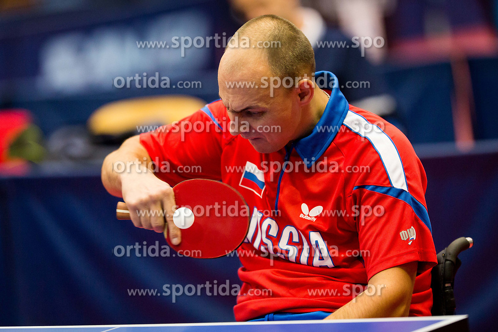 TOPORKOV Vladimir during day 1 of 15th EPINT tournament - European Table Tennis Championships for the Disabled 2017, at Arena Tri Lilije, Lasko, Slovenia, on September 28, 2017. Photo by Ziga Zupan / Sportida
