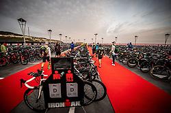 Preparations during Ironman 70.3 Slovenian Istra 2019, on September 22, 2019 in Koper / Capodistria, Slovenia. Photo by Vid Ponikvar / Sportida
