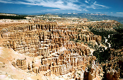 Utah: Bryce Canyon National Park.  Silent City..Photo copyright Lee Foster, www.fostertravel.com..Photo #: utbryc105, 510/549-2202, lee@fostertravel.com