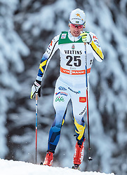 27.11.2016, Nordic Arena, Ruka, FIN, FIS Weltcup Langlauf, Nordic Opening, Kuusamo, Herren, im Bild Johan Olsson (SWE) // Johan Olsson of Sweden during the Mens FIS Cross Country World Cup of the Nordic Opening at the Nordic Arena in Ruka, Finland on 2016/11/27. EXPA Pictures © 2016, PhotoCredit: EXPA/ JFK