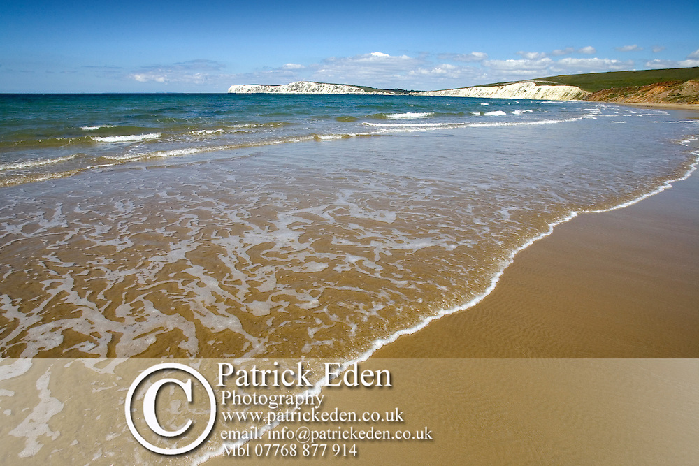 Compton Bay and freshwater Cliffs Photographs of the Isle of Wight by photographer Patrick Eden photography photograph canvas canvases