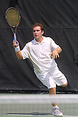 2001 Hurricanes Men's Tennis
