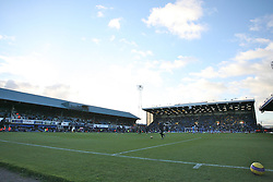 PORTSMOUTH, ENGLAND - SATURDAY, DECEMBER 9th, 2006: Fratton Park. (Pic by Chris Ratcliffe/Propaganda)