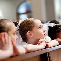 St Ann 2010 First Communion