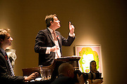 The Lighthouse Gala Auction in aid of the Terrence Higgins Trust. Christie's. 23 March 2009.