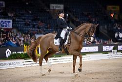 Werth Isabell, GER, Bella Rose 2<br /> Stuttgart - German Masters 2018<br /> © Hippo Foto - Stefan Lafrentz