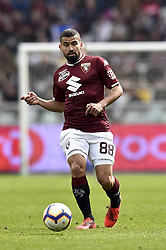 "March 3, 2019 - Torino, Italia - Foto LaPresse/Nicolò Campo .03/03/2019 Torino (Italia) .Sport Calcio .Torino vs ChievoVerona - Campionato italiano di calcio Serie A TIM 2018/2019 - ""stadio Olimpico Grande Torino"" .Nella foto: Tomas Rincon (Torino FC) ..Photo LaPresse/Nicolò Campo .March 3, 2019 Turin (Italy).Sport Soccer.Torino vs ChievoVerona  - Italian Football Championship League A TIM 2018/2019 - ""stadio Olimpico Grande Torino"" .In the pic: Tomas Rincon  (Credit Image: © Nicolò Campo/Lapresse via ZUMA Press)"
