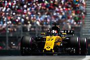 June 8-11, 2017: Canadian Grand Prix. Nico Hulkenberg (GER), Renault Sport Formula One Team, R.S.17