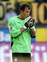 Fotball<br /> Tyskland<br /> Foto: Witters/Digitalsport<br /> NORWAY ONLY<br /> <br /> 27.09.2008<br /> <br /> Torwart Jens Lehmann VfB<br /> Bundesliga Borussia Dortmund - VfB Stuttgart
