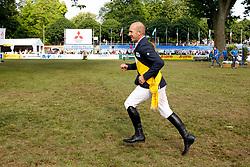 Wulschner Holger, GER, Catch Me T<br /> Internationales Wiesbadener PfingstTurnier 2017<br /> © Hippo Foto - Stefan Lafrentz