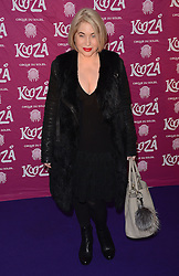 Brix Smith Start attends  Cirque Du Soleil Kooza Press Night  at The Royal Albert Hall, Kensington Gore, London on Tuesday 6 January 2015