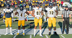 2017 A&T Football at SC State