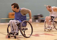 2007 - Greg Johnson Wheelchair Basketball