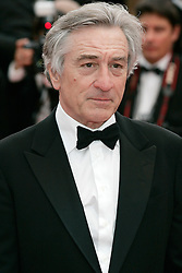 """11.05.2011, Cannes, FRA, Filmfestspiele von Cannes 2011, im Bild Jury president and actor Robert De Niro attending the 63rd Annual Cannes Film Festival / Festival de Cannes 2011 - Opening and premiere of """"Midnight in Paris"""" .FESTIWAL FILMOWY W CANNES.PREMIERA FILMU.FOT. EXPA Pictures © 2011, PhotoCredit: EXPA/ EXPA/ Newspix/ Future Images +++++ ATTENTION - FOR AUSTRIA/(AUT), SLOVENIA/(SLO), SERBIA/(SRB), CROATIA/(CRO), SWISS/(SUI) and SWEDEN/(SWE) CLIENT ONLY +++++"""