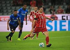 Bayern Munich v Bayer 04 Leverkusen - 18 Aug 2017