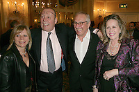 Fiona Flynn, Willie Robertson, Peter Rudge and Angie Robertson