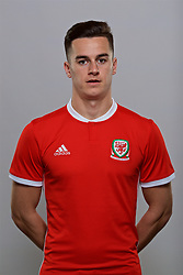 CARDIFF, WALES - Sunday, October 1, 2017: <br /> Tom Lawrence. (Pic by David Rawcliffe/Propaganda)