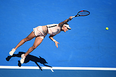 Australian Open 2018 Women's First Round 16 Jan 2018