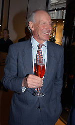 CHARLES PALMER-TOMKINSON at a party to celebrate the publication of 'Last Voyage of The Valentina' by Santa Montefiore at Asprey, 169 New Bond Street, London W1 on 12th April 2005.<br />