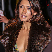 London,England,UK. 21th Fen 2017. Hikari Yokoyama attends London Fabulous Fund Fair hosted by Natalia Vodianova and Karlie Kloss in support of The Naked Heart Foundation on February 21, 2017 at The Roundhouse in London, England.,UK. by See Li