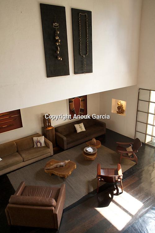 Santa Teresa Hotel. Boutique hotel avec une fenetre sur les arts bre?siliens dans le quartier boheme de Santa Teresa. www.santa-teresa-hotel.com