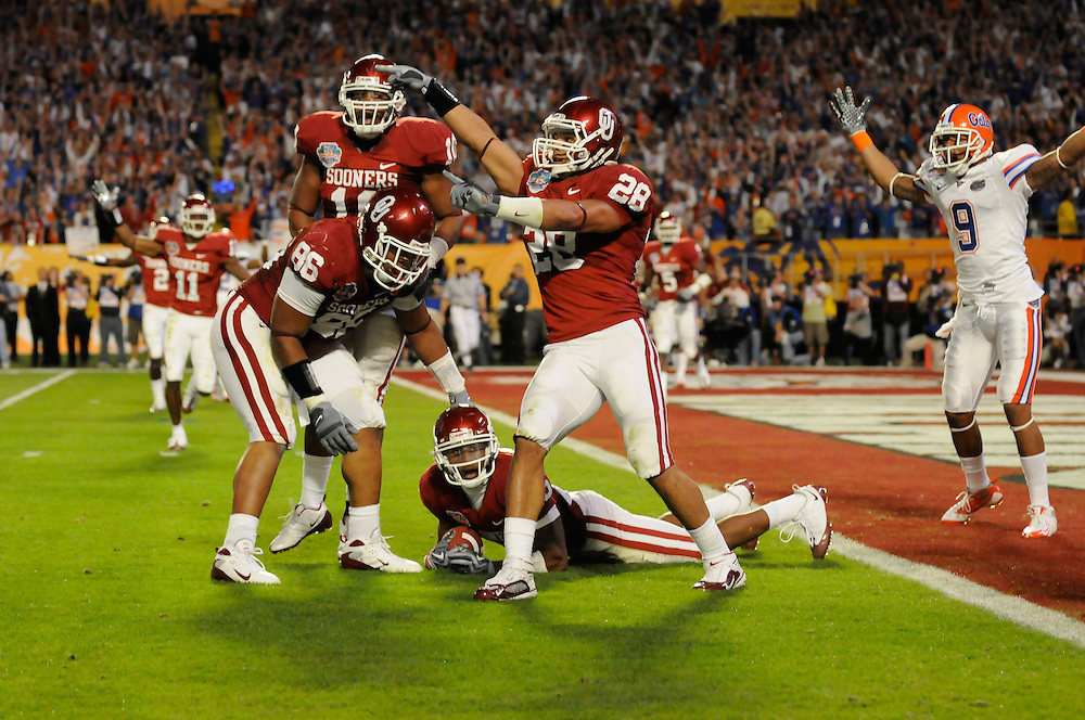 2009 BCS Championship Game: Oklahoma vs Florida