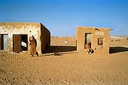 Febbraio 2012.The Saharawi refugee camp Dakhla .