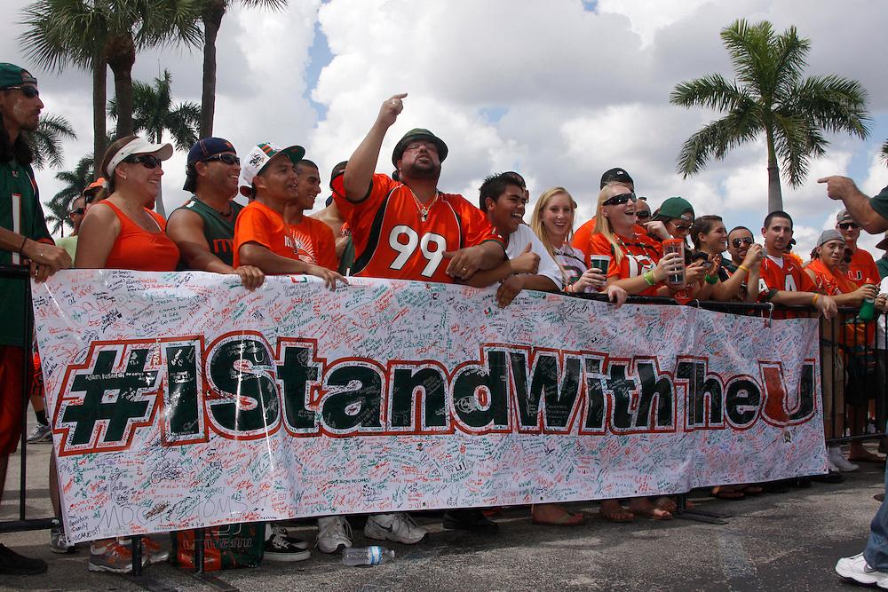 2011 Miami Hurricanes Football vs Kansas State