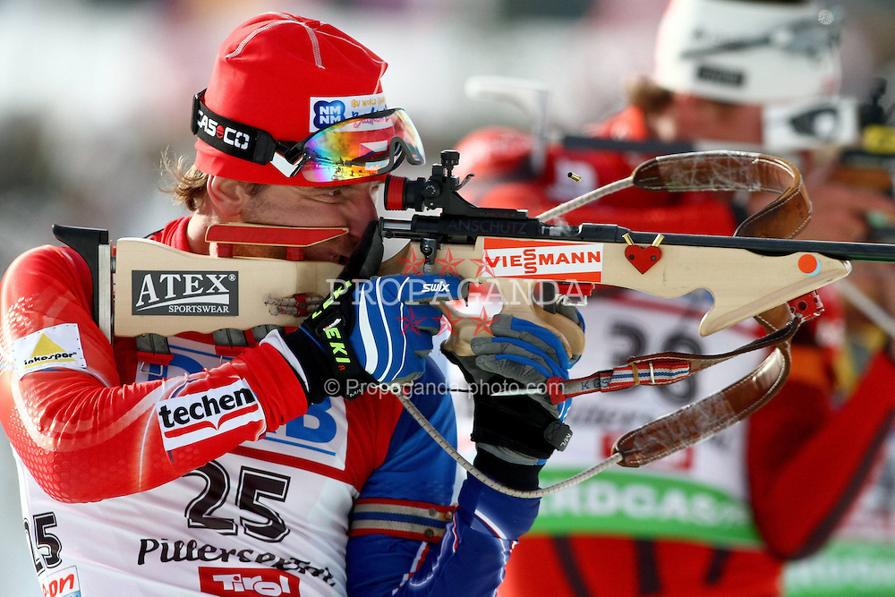 10.12.2011, Biathlonzentrum, Hochfilzen, AUT, E.ON IBU Weltcup, 2. Biathlon, Hochfilzen, Verfolgung Herren, im Bild Vitek Zdenek (CZE) // during E.ON IBU World Cup 2th Biathlon, Hochfilzen, Austria on 2011/12/10. EXPA Pictures © 2011. EXPA Pictures © 2011, PhotoCredit: EXPA/ nph/ Straubmeier..***** ATTENTION - OUT OF GER, CRO *****