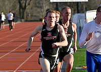 NCAA Track & Field: VMI competes at W&L Track and Field Carnival