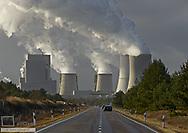 Braunkohlekraftwerk Boxberg, Oberlausitz, Sachsen, BRD