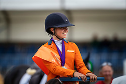 Bocken Emma, NED<br /> European Jumping Championship Children<br /> Zuidwolde 2019<br /> © Hippo Foto - Dirk Caremans<br /> Bocken Emma, NED