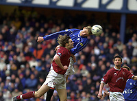 Rangers v Hearts, Scottish Premier. Ibrox Park.<br />
