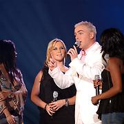 TMF awards 2004, Sugar Babes met Jeroen Post