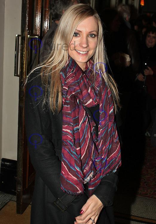 LONDON - November 02: Joanne Froggatt at the Uncle Vanya Press Night (Photo by Brett D. Cove)